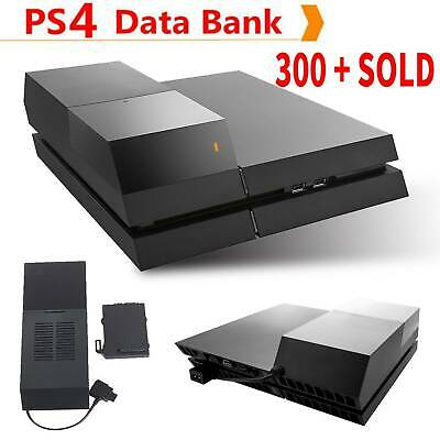2TB Data Bank Game External Hard Drive for PlayStation 4 Peripherals Accessories