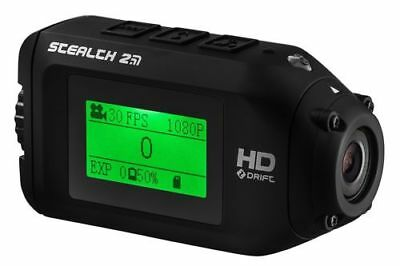Drift Innovation Stealth 2 Weather Resistant Full HD 1080p Sports Action Camera