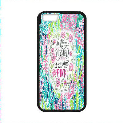 BEST SELLING LILLY Pulitzer Quotes IPhone Samsung 40 40 40 40 X Plus SE Amazing Lilly Pulitzer Quotes