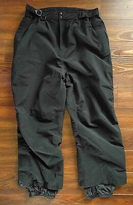 Women's MONT~BELL Waterproof GORE-TEX SKI Pants Size Large 14-16