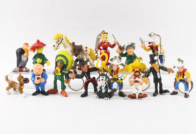 Lucky Luke == Comansi 15 Figuren Yolanda Spain