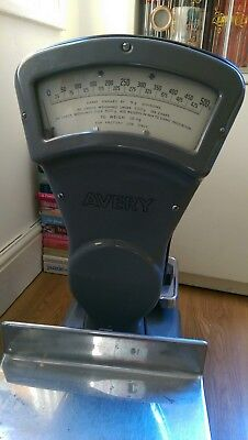 vintage avery shop scales