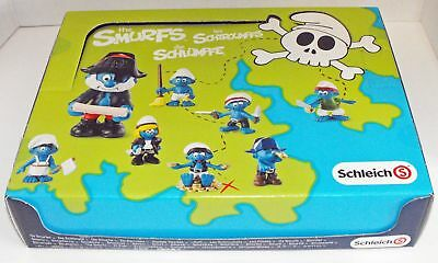 Smurf Pirates Box without figurines - just the box