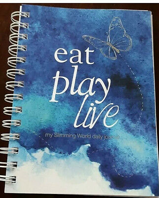 Official SLIMMING WORLD 12 Week Daily Diary / Journal Eat Play Live  **Unused**
