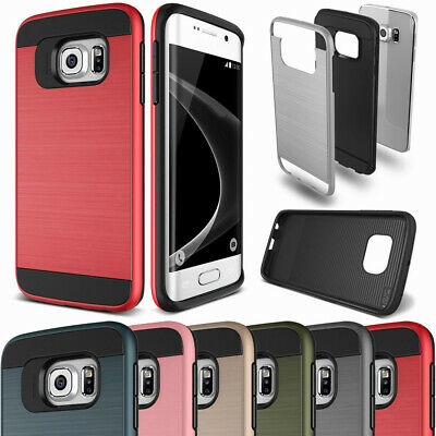 Hybrid Rubber Shockproof Case Cover For Samsung Galaxy Grand Prime Plus/J2 Prime