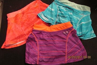 Lot of 3 Girls SKORTS size 6/6x preowned