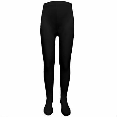 Ladies Women's Winter Warming Fleece Lined Thick Thermal Full Foot Tights S-XL