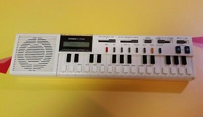 Casio VL-Tone VL-1 MINI Synthesizer Keyboard Calculator