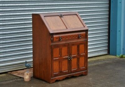 Antique Reproduction Writing Desk Bureau Grangemoor Furniture.