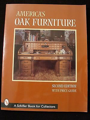 America's Oak Furniture by Nancy N. Schiffer (1998, Paperback, Revised)