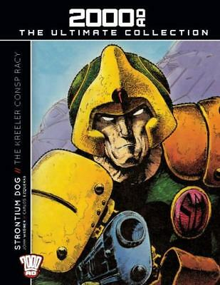 Strontium Dog: The Kreeler Conspiracy- 2000AD Ultimate Collection - New/ Sealed