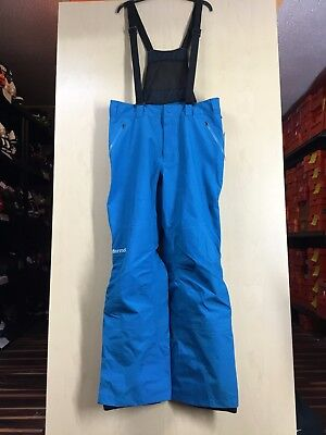 Nwt Mens Marmot Spire Gore Tex Snowboard Ski Snow Pants Size Medium