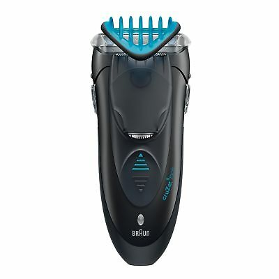 Braun Cruzer 5 Electric Shaver / Styler / Trimmer 3-in-1 Ultimate Hair Clipper