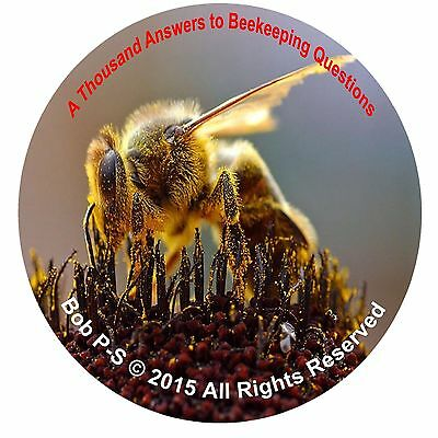 Beekeeping CD 1000  Answers to Beekeeping Questions by Dr.  C.C. Miller  PN399