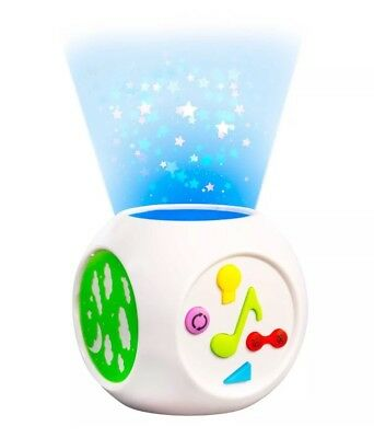 Galaxy Clock Soothing Star Projector Sound Machine Relaxing Night Light