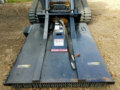 2013 John Deere RC60L Skid Steer Attachments