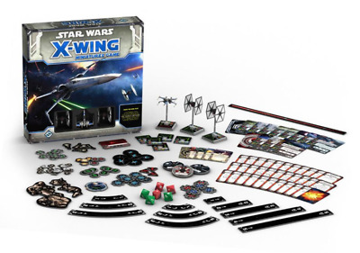 Star Wars X-Wing Miniatures Game Episode 7 The Force Awakens Core Set