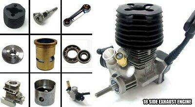 RC 1/10 SH-18 RC Nitro Side Engine for Car Buggy Truck D