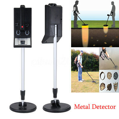 Professional Metal Detector Gold Coin Sensitive Digger Treasure Finder Hunter