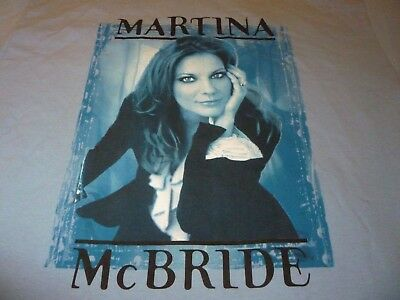 Martina McBride Tour Shirt ( Used Size L ) Nice Condition!!!