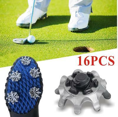 16x Replacement Soft Fast Twist Studs Tri-Lok Golf Shoes Spikes Pins For Footjoy