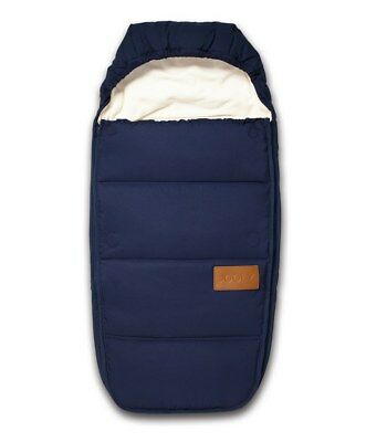 NEW Joolz DAY Earth Parrot Navy Blue Pram Pushchair Footmuff Cosytoes