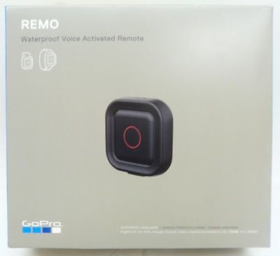 *NEW* GoPro Remo Waterproof Voice Activated Remote for Hero 5 Black Model GVRC1