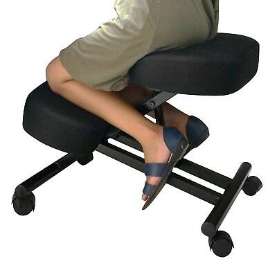 Adjustable Height Chair Kneeling Posture Stool Ergonomic Home Prayer Bench Seat