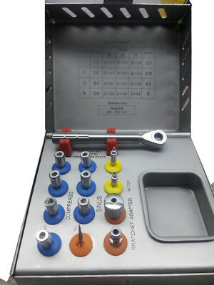 Dental  implantology  Bone  Compression  kit