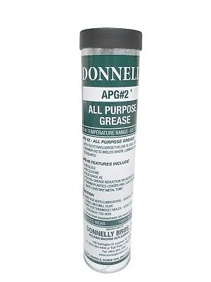 Donnelly APG#2 (14.5 oz) cartridge for grease gun