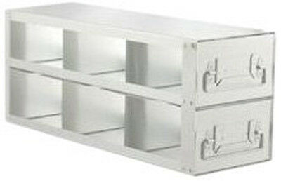 "Upright Freezer Drawer Racks For 3"" Boxes, UFD-323"