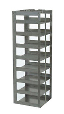 Vertical Racks for 100-Cell Hinged-Top Plastic Boxes, CFHT-8