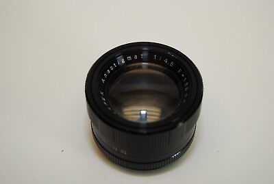 Perfex Anastigmat 135mm F4.5 Lens M39 screw mount
