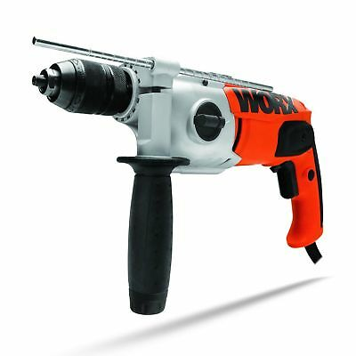 Worx 13mm 1100w Rotary Impact Drill Electric Rotary Hammer Drill