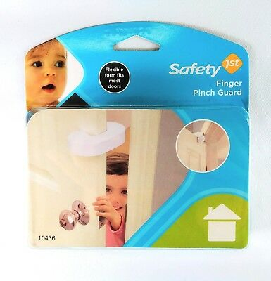 Safety 1st Finger Pinch Guard (4 item bundle) toddler babyproof security