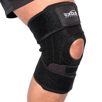 Knee Brace Support Protector - Relieves Patella Tendonitis - Jumpers Knee Mensi