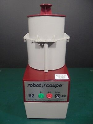 Robot Coupe Food Processor R2C  Nice   $425 + $38 Shipping