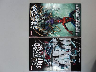 The Amazing Spider-Man 2 GN The Return of Anti-Venom & Ends of the Earth