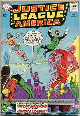 Justice League Of America #24 - G+