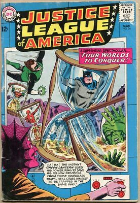 Justice League Of America #26 - G+