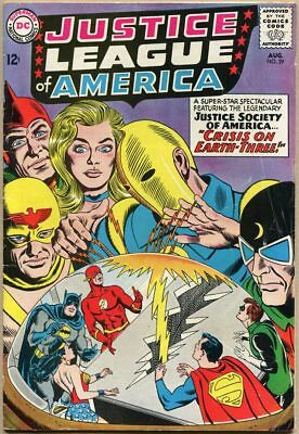 Justice League Of America #29 - VG-
