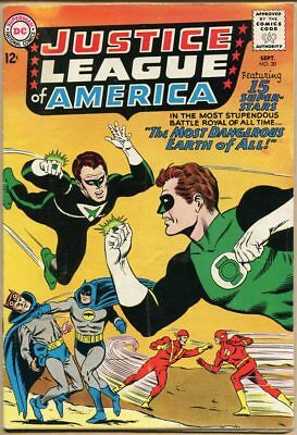Justice League Of America #30 - G/VG