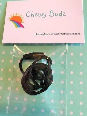 Silicone Chew Necklace Replacement Lanyard with breakaway Clasp x 2