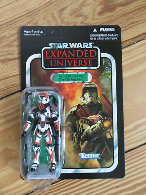 Star Wars The Vintage Collection Republic Trooper VC113