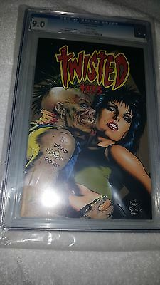 Twisted Tales #nn  Cgc 9.0     (White Pages)