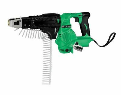 Hitachi 18V Automatic Screw Driver 6.35mm Hex Drive Skin Only