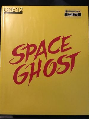 MEZCO Space Ghost Glow-in-the-Dark One 12 Collective Accessories -  EE EXCLUSIVE