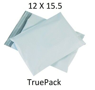 Premium Self-Sealing Poly Mailers Envelopes Shipping Mailing Bags PACK 12 X 15.5
