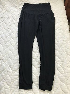 Tart, Incredibly Comfortable, Maternity (or not!) Lounge Pants, Black Size M