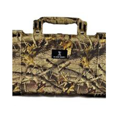 Title  Camoflage Rifle Gun case BB-5852 customise to suit, solid foam